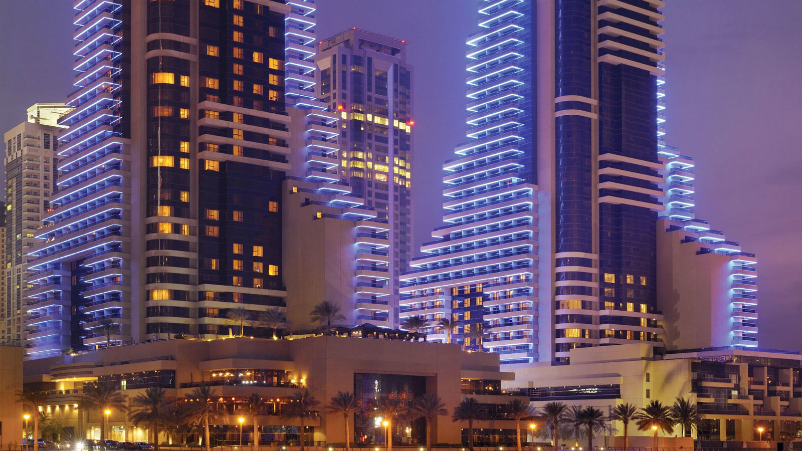 The Iconic Grosvenor House Towers
