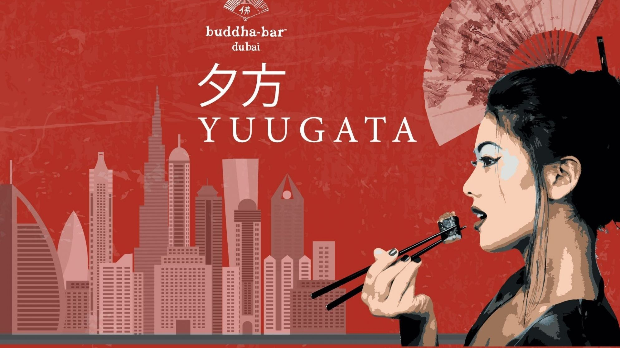 Yuugata Nibbles - Happy hour at Buddha Bar Dubai
